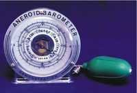 DEMONSTRATION ANEROID BAROMETER)
