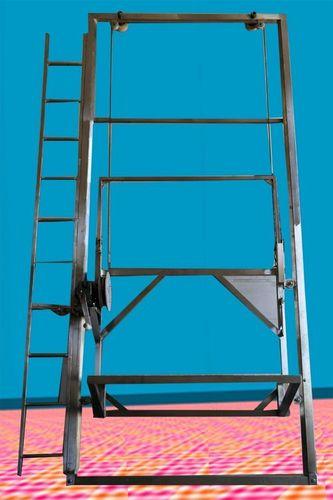 Aluminium/SS Rack trolley