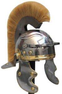 Medieval Roman Armour Helmet