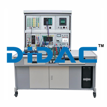 PLC Touch Screen Inverter Educational Trainer