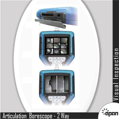Articulation Borescope