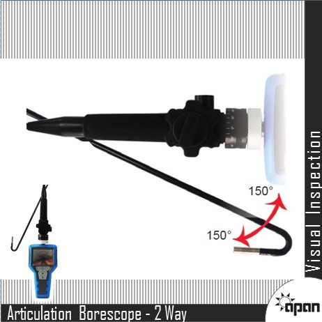 Articulation Borescope