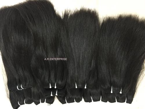 Machin Weft Hair