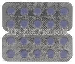 Tablet Risperidone and Trihexyphenidyl
