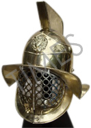 Medieval Gladiator Fighting Armour Helmet