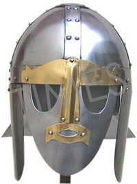 Medieval Sutton Hoo  Armour Helmet