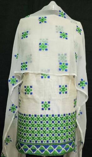 Patiala Phulkari Suit