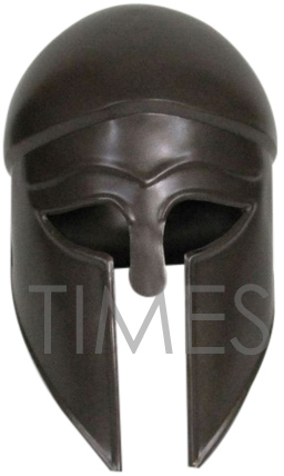 Medieval Greek Corinthian Antique Armour Helmet
