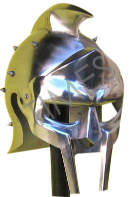 Medieval Maximus Decimus Meridius Armour Helmet