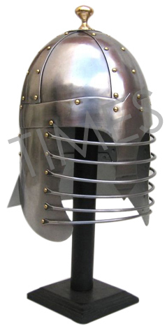 Medieval Persian War  Armour Helmet