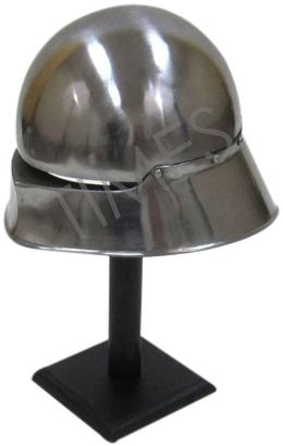 Medieval Gothic German  Armour Helmet