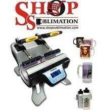 ST210 Mug Heat Press Machine
