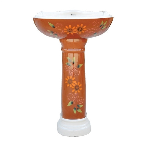 Fancy Pedestal Wash Basin