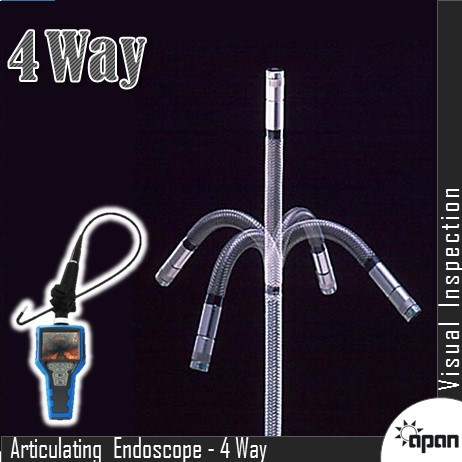 Articulating Endoscope