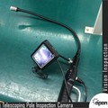 Telescoping Pole Inspection Camera