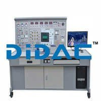 Electric Drive And Automation Training Device