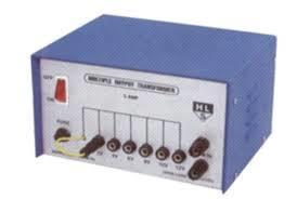 TRANSFORMER, STEP-DOWN 220 V AC