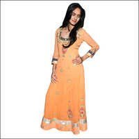Anarkali Handwork Suit