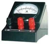 GALVANOMETER, MOVING COIL