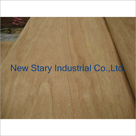 Rotary Cut Red Canarium Veneer