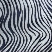 Screen Zebra Print (Hairon Leather)