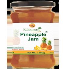 Pine apple jam