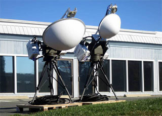 Scatterometer Testing Optical