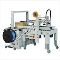 Strapping cum taping machine combo Model