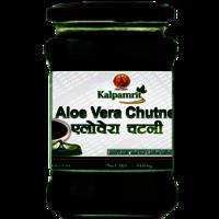 Aloe vera chutney