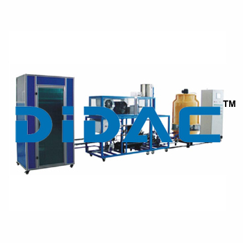 Central Air Conditioning System Training Device