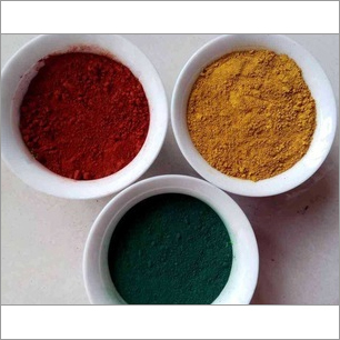 Iron Oxide Red Yellow Cement Colour Pigment