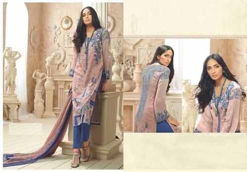 Buy Cotton Silk Salwar Kameez Online