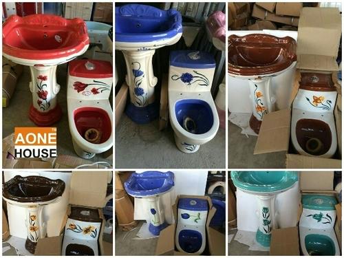 Bathroom Sanitary Ware Suite