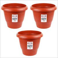 Rounded Terracotta 10inch