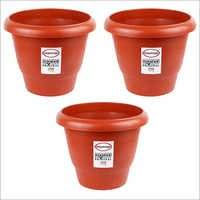 Rounded Terracotta  14inch