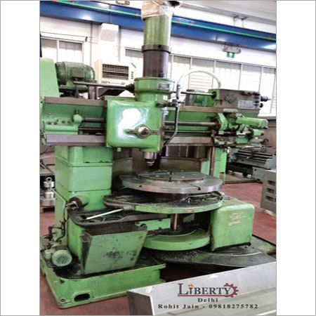 Lorenz S7/1000 Gear Shaper