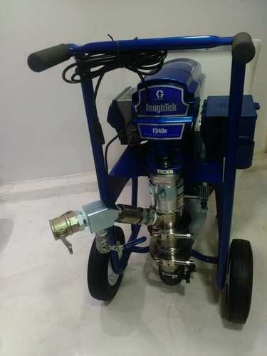 Portable Fireproofing Pump