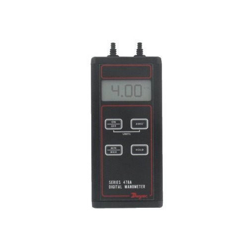 Low Pressure Digital Manometer