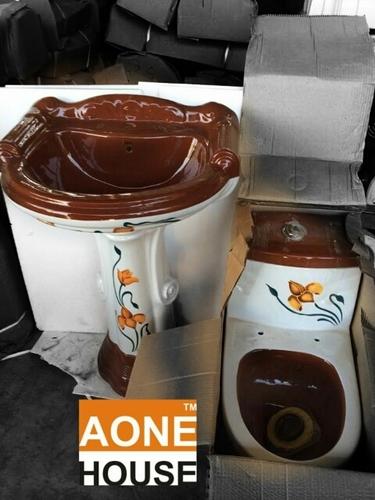 Design Sanitary Ware Set