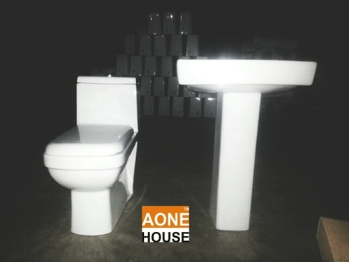 Sanitary Ware Suite