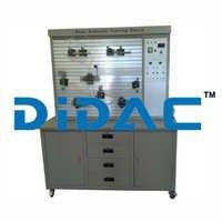 Basic Hydraulic Training Device