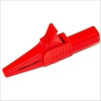 Safety Insulated Crocodile Clip 30amp