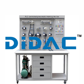 PLC Controlled Pneumatic Training Device