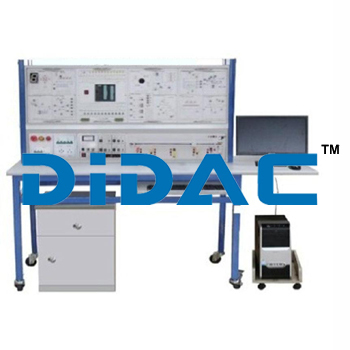 PLC Programmable Controller Training Platform