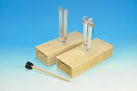 TUNING FORKS SET,DIFFERENTIAL AND SYMPATHETIC