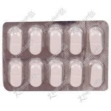 Tablet Rifampicin, Isoniazid & Pyrazinamide