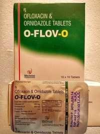 Tablet Ofloxacin and Ornidazole