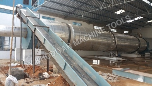 Briquetting Rotary Dryer