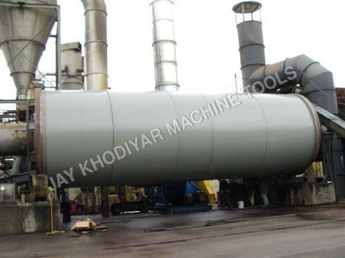 Agro Waste Drum Dryer