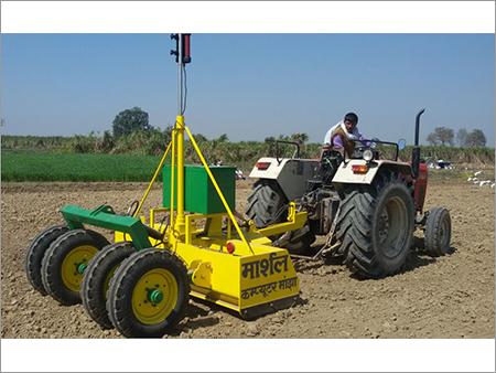 Commercial Laser Land Leveler
